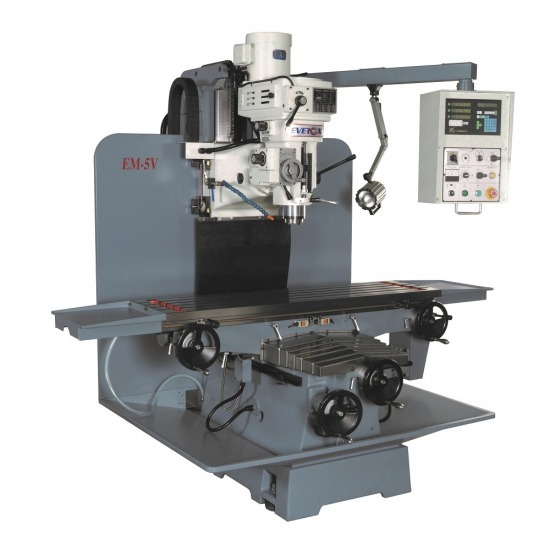 Vitar Machinery Co Ltd - HEAVY DUTY BED TYPE VERTICAL MILLING MACHINE