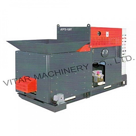 Vitar Machinery Co Ltd - CHIP COMPACTOR
